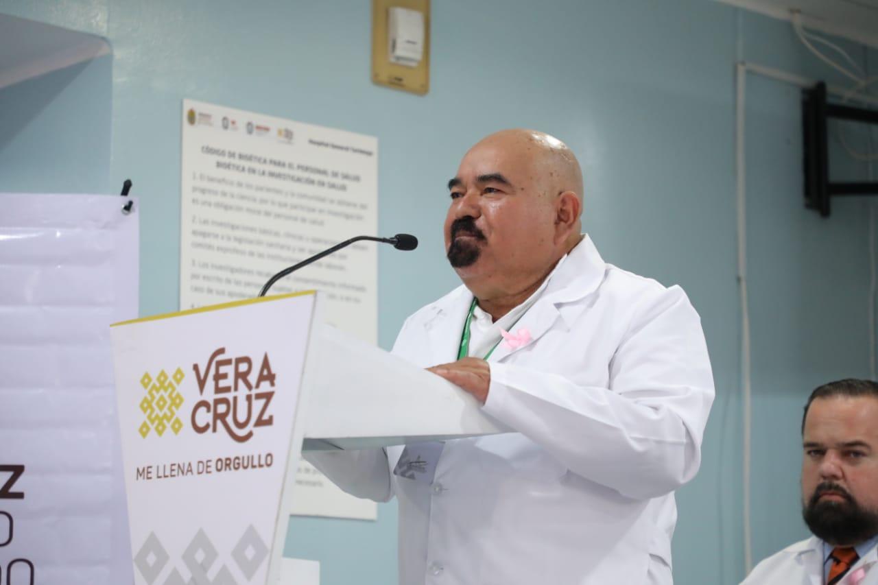 Ramos Alor aseguró que Hospital de Tarimoya es ejemplo de crisis en sector salud