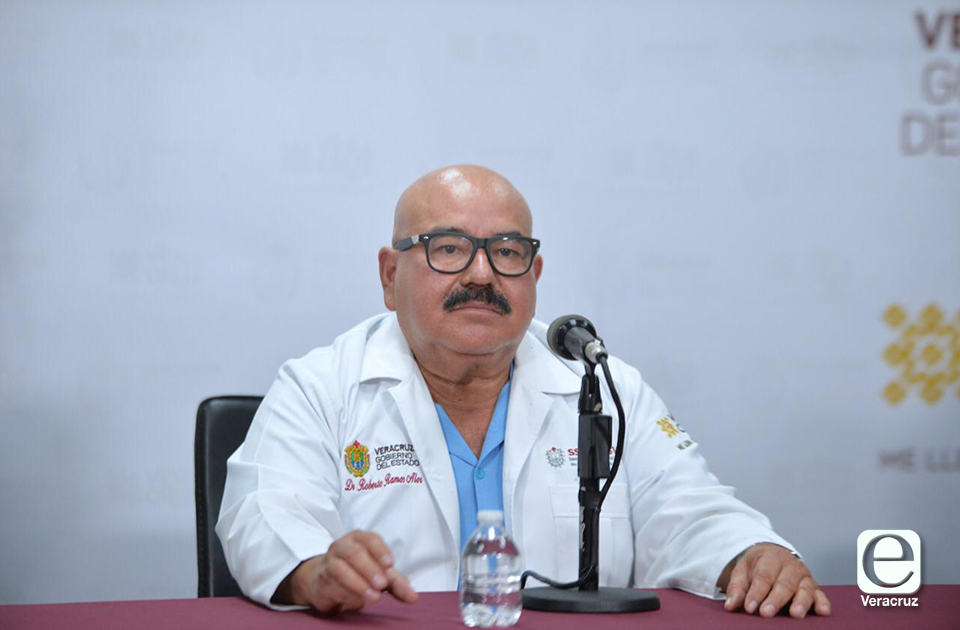 Ya son 24 pacientes infectados de coronavirus en Veracruz