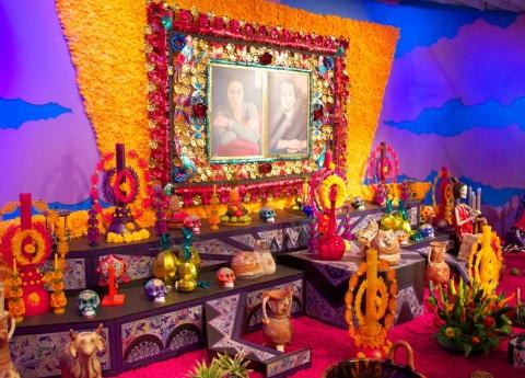 Altar De Muertos Elementos Y Su Significado E Consultacom