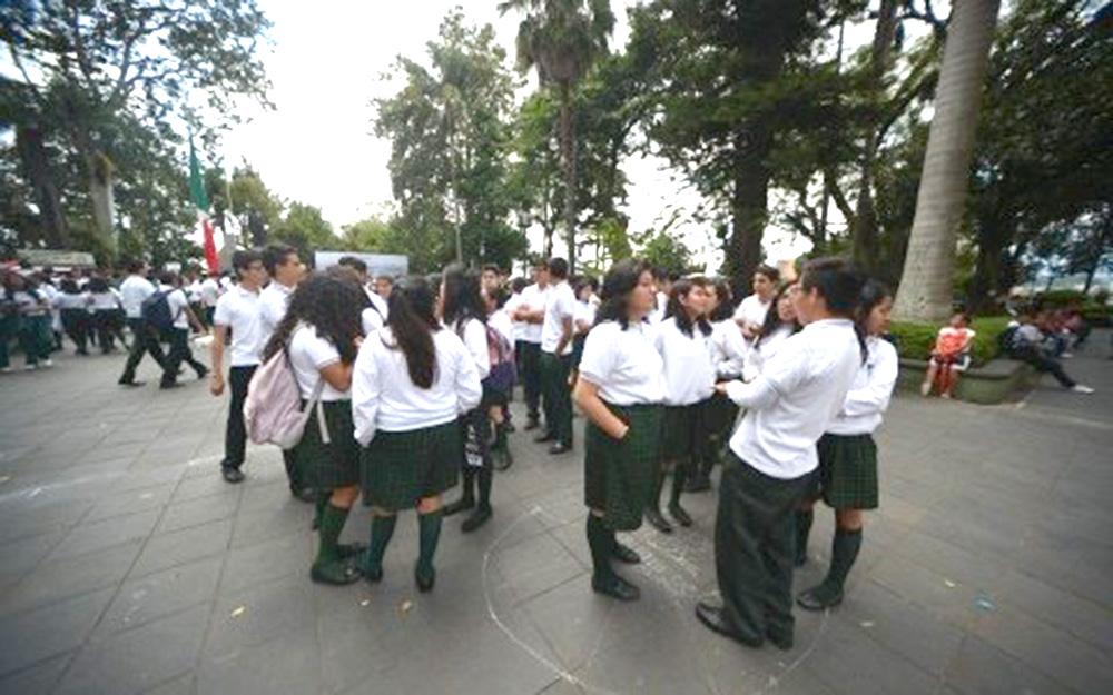 Escuelas En Veracruz Con Fisuras Y Cuarteaduras Por Sismo