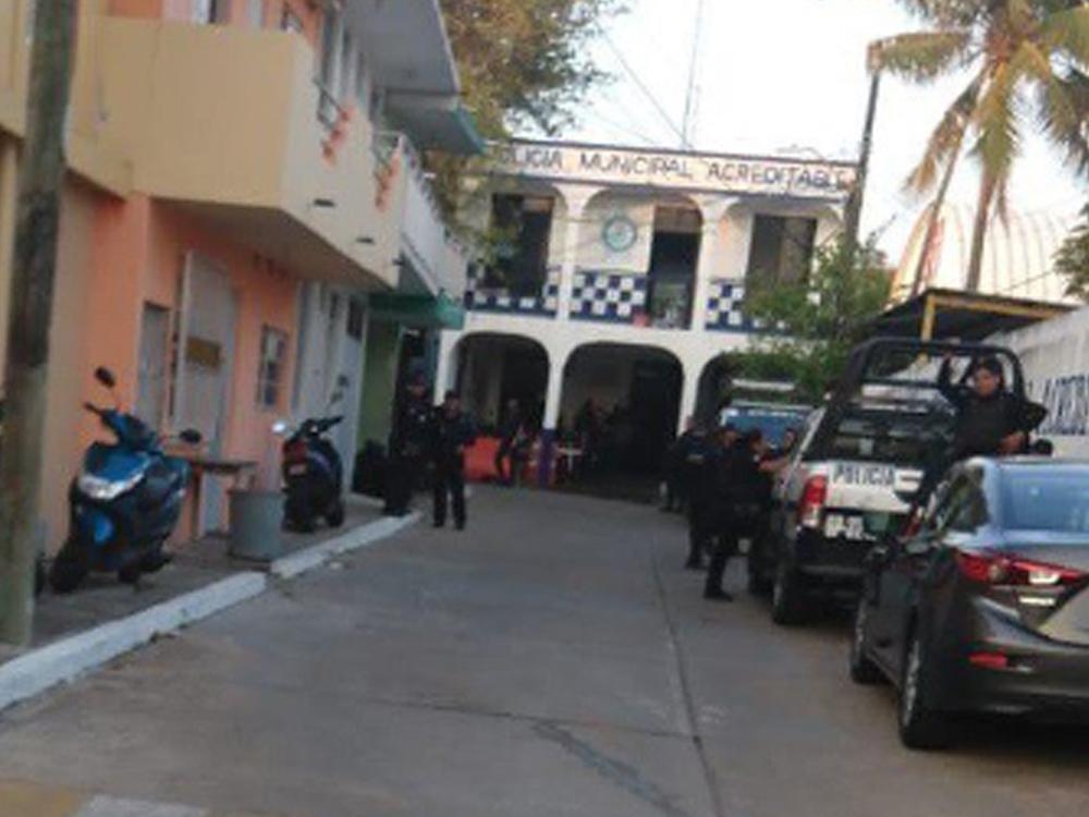Alcalde priísta de Alvarado acusa irrupción arbitraria de SSP