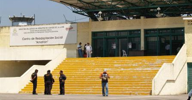 Hombre se ahorca en Penal de la Toma en Amatlán