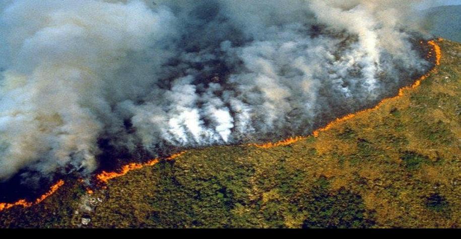 Lo que se sabe sobre el incendio en el Amazonas
