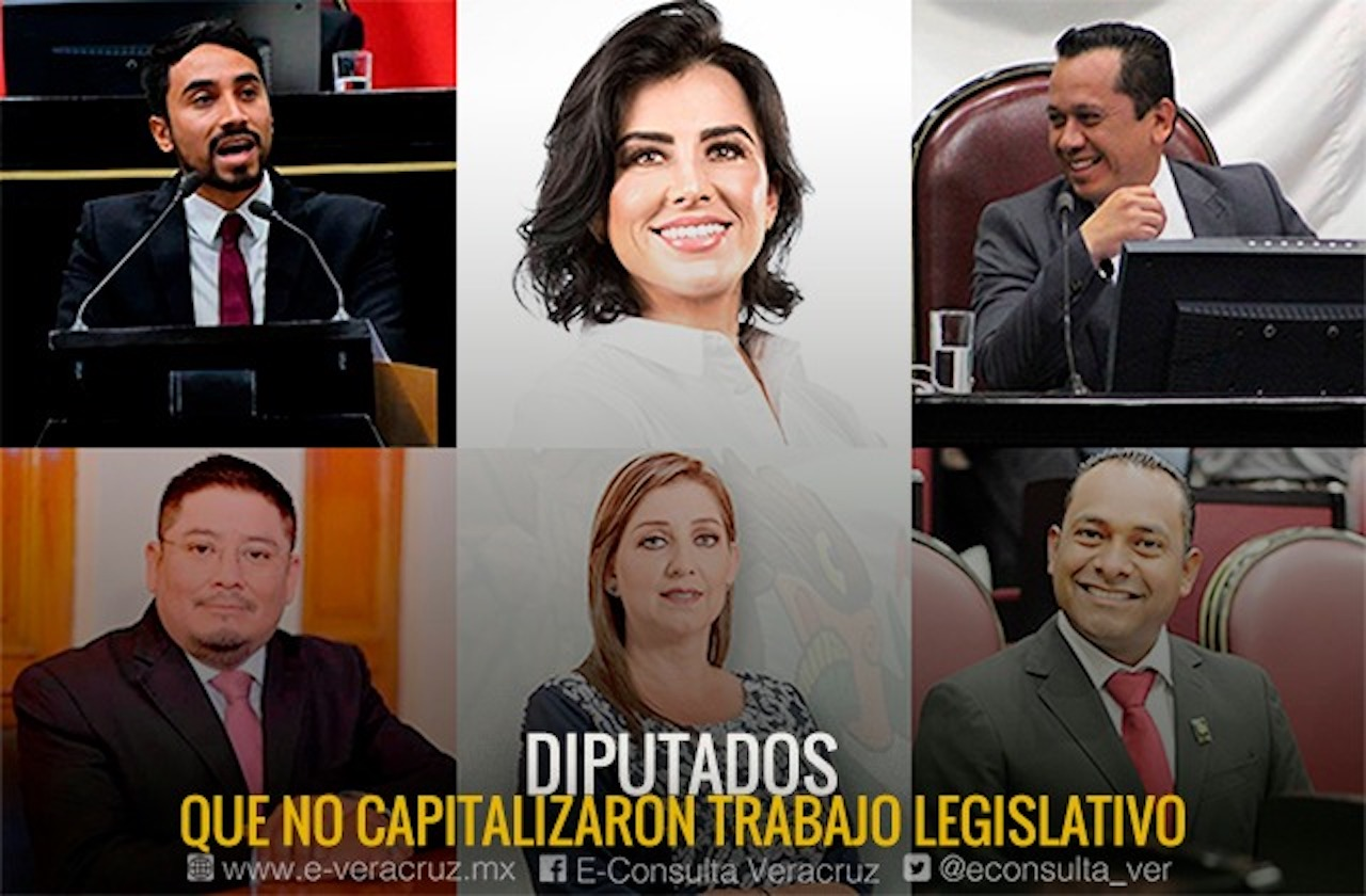 ¿Ambición? Estos diputados se quedaron sin candidatura y sin curul