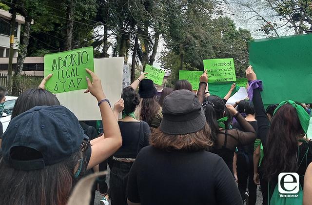 Marea Verde denunciará ciberacoso contra feminista