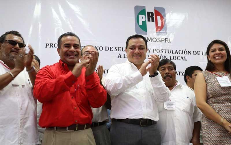 Tras resultado electoral, priistas piden renuncia de dirigente estatal