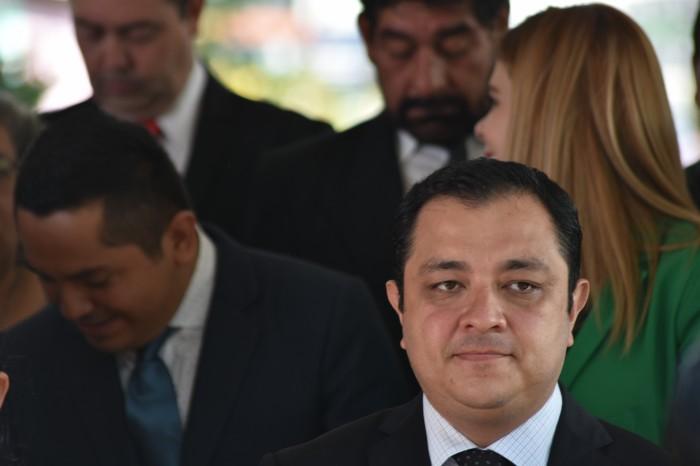 No es recomendable el cambio de dirigente del PRI Estatal: Américo