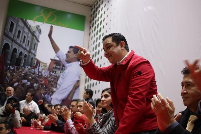 Américo Zúñiga, nuevo presidente del PRI en Veracruz