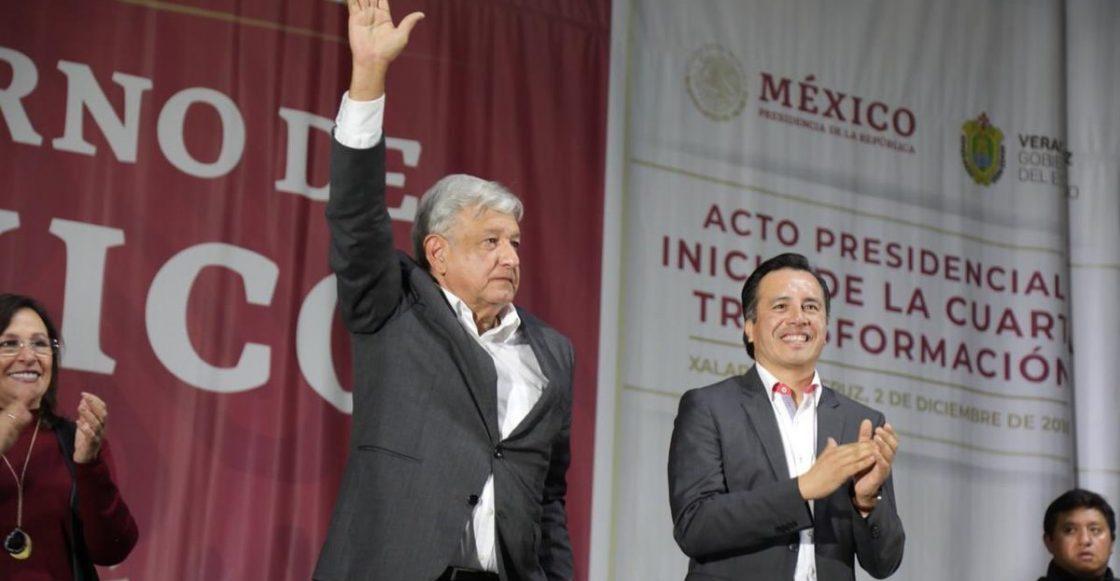 AMLO se compromete a construir carretera de Hidalgotitlán