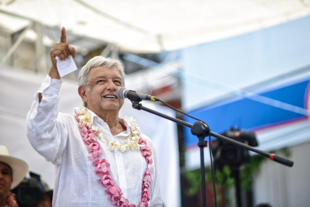 AMLO pide a parlamento europeo vigilar elecciones, enfatiza Veracruz y Puebla