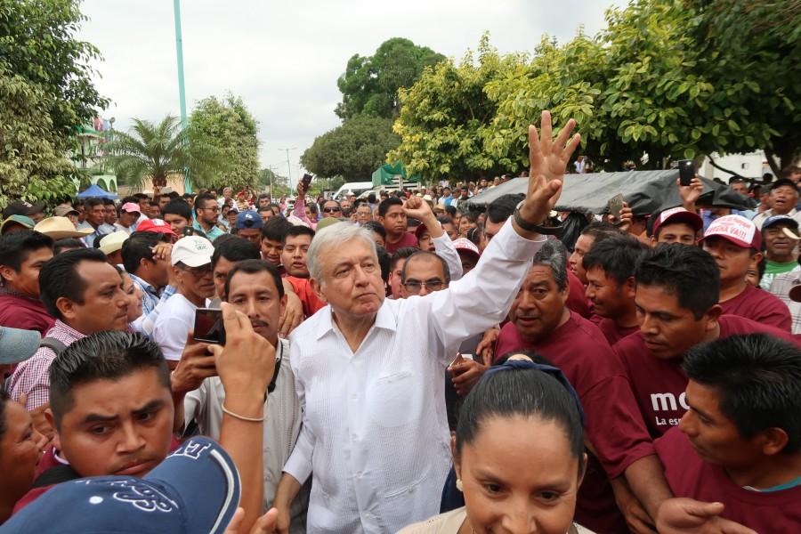 López Obrador pide a Trump y a Kelly