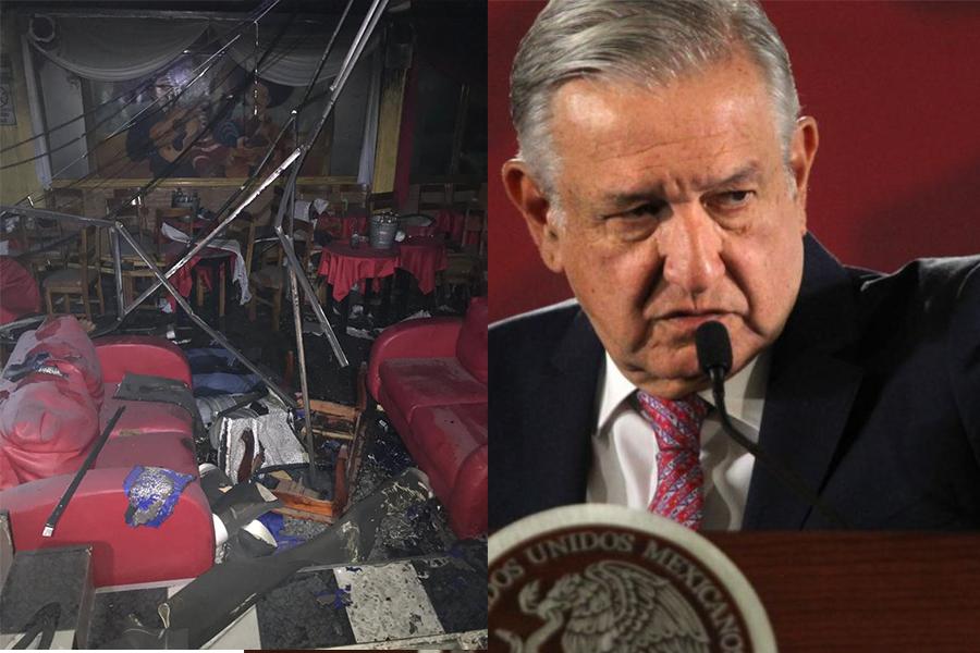 FGE Veracruz liberó a presunto responsable de atentado en Coatza: Amlo