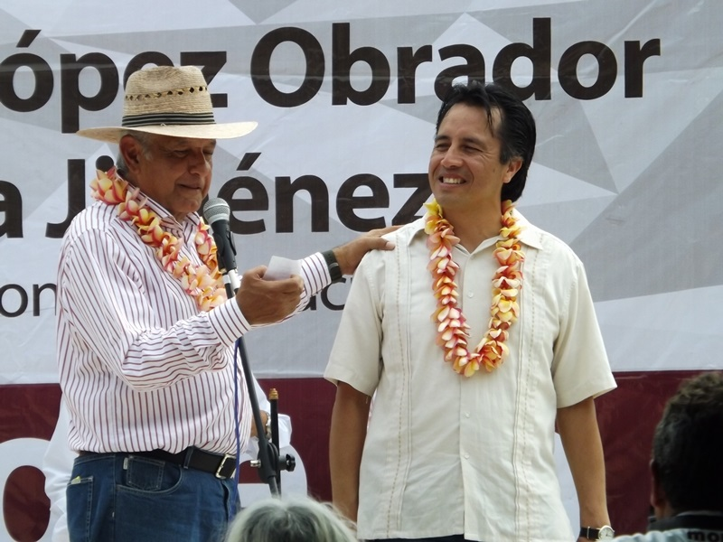 Por andar en campaña, Cuitláhuac García desatiende sus labores legislativas: PAN