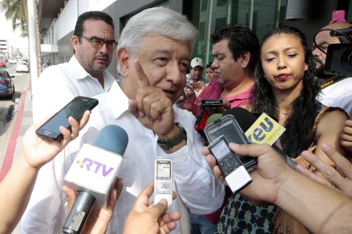 AMLO regresa esta semana a Veracruz