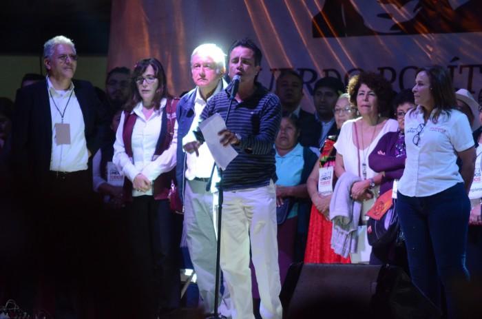 López Obrador regresa a Veracruz el 22, 23 y 24 de febrero