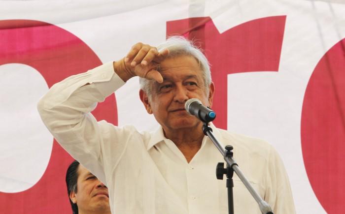 Duarte declarará en mi contra... pero será falso: AMLO