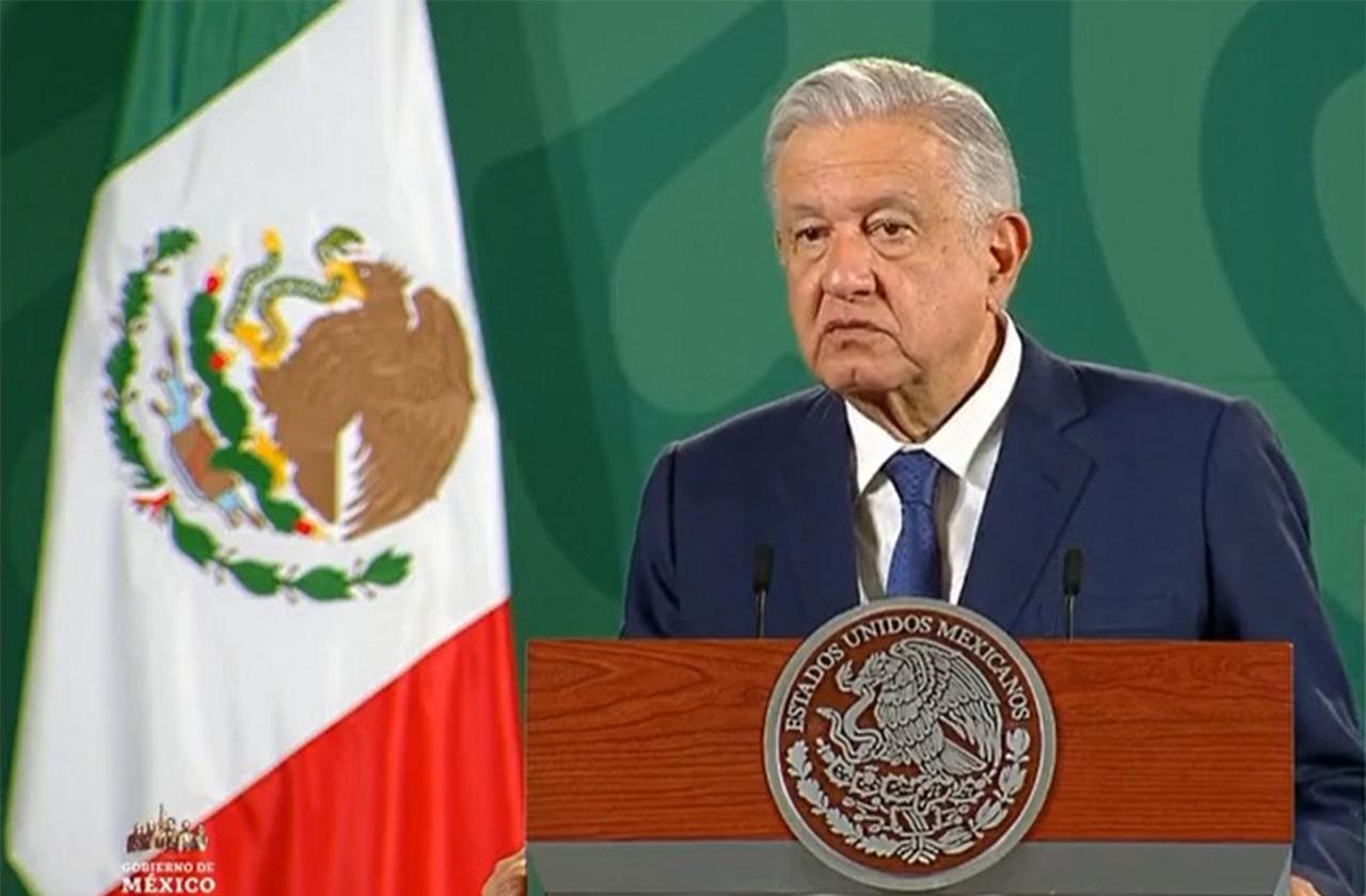 """""""Que se haga justicia"""", dice AMLO sobre requisa del puerto de Veracruz"""