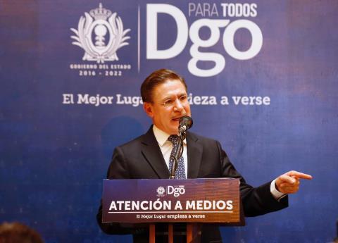 Buscan proponer a AMLO dar luz verde al tren Durango-Mazatlán