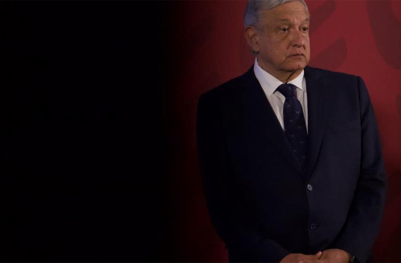 A la baja aprobación de AMLO a 2 años de que ganara la Presidencia
