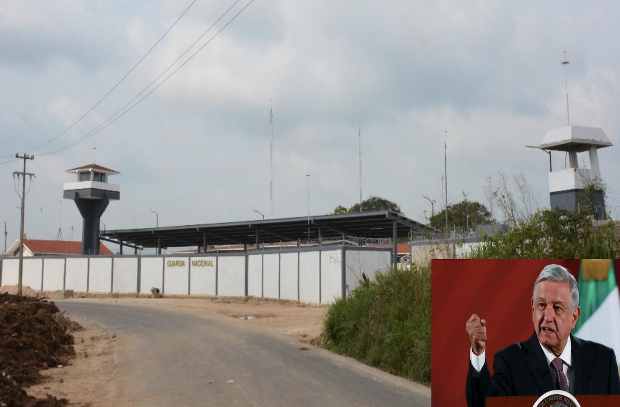 AMLO inaugurará cuartel de Guardia Nacional en Las Choapas