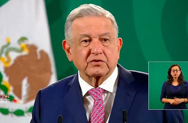 El presidente López Obrador regresó a las mañaneras