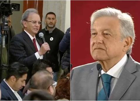 """El periodista Nino Canún agradece a AMLO retirarle """"veto"""" en medios"""