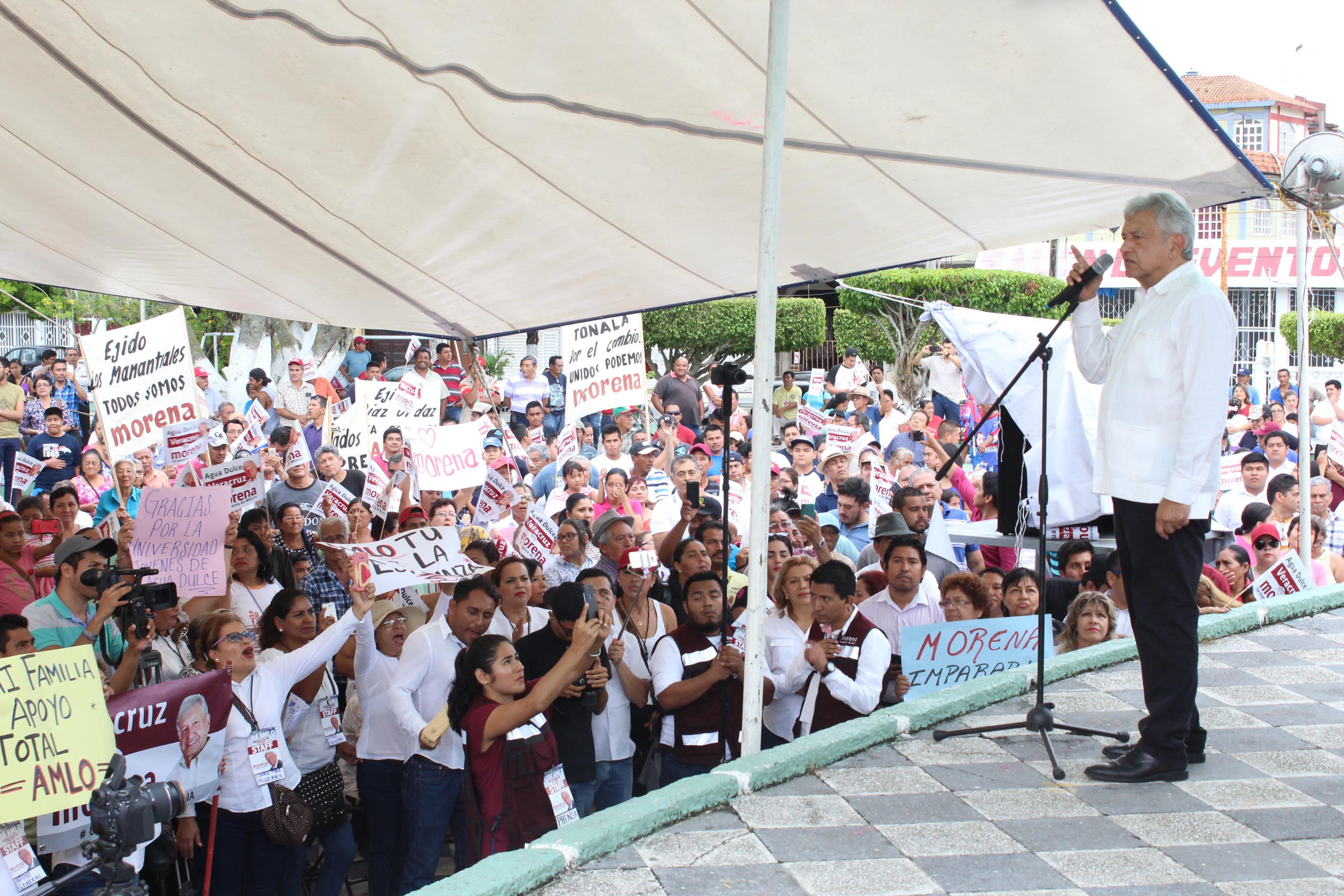 AMLO condenó los asesinatos a periodistas en Veracruz