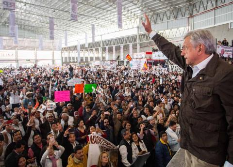 ¿Por qué AMLO cierra precampaña en Jalisco?