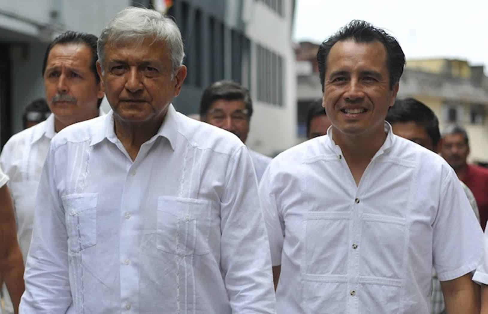 Al igual que el federal, gobierno de Cuitláhuac ha sufrido bajas