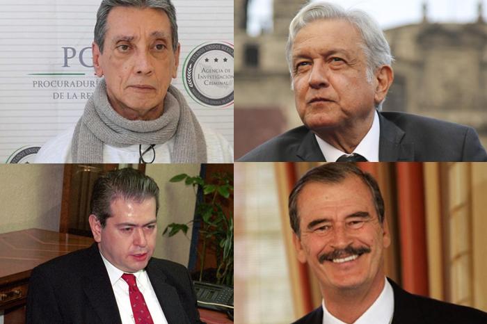 Vicente Fox rechaza acusaciones sobre conspiración contra AMLO, en 2006