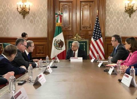 EU planea reforzar frontera con México