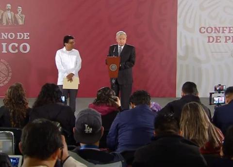 Margarita Ríos Farjat, nueva directora del SAT: AMLO
