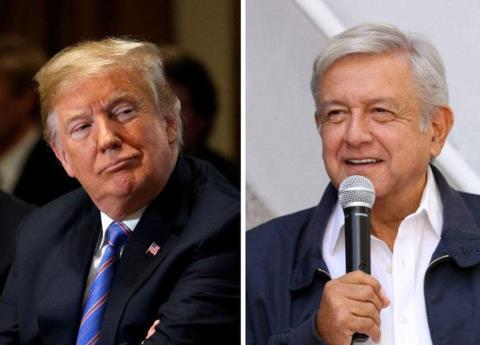 """Peor que Afganistán"", opina Trump respecto al aumento de homicidios en México"