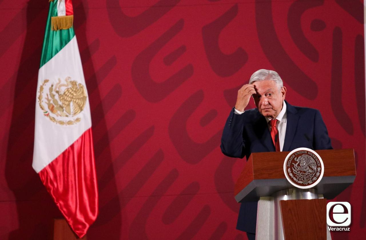 """AMLO enlista """"focos rojos"""" por covid-19; Veracruz va con lo proyectado"""