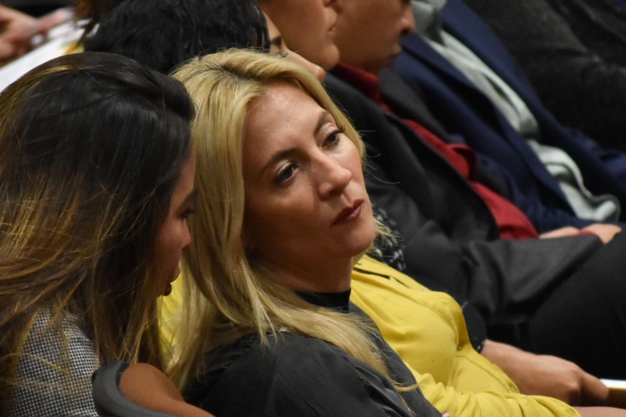 """Ahora diputada de Morena tilda de """"perros"""" a quienes la critican"""