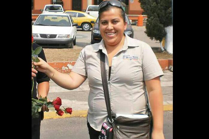 Confirman asesinato de la repotera Anabel Flores Salazar