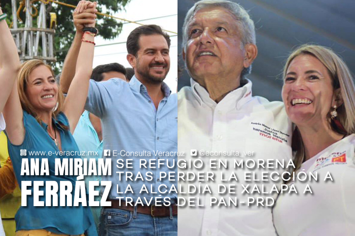 Ana Miriam Ferráez: la candidata de Morena abucheada en mitin de AMLO