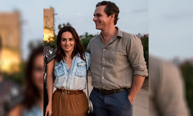 Ana de la Reguera deja ver posible romance con Tony Dalton