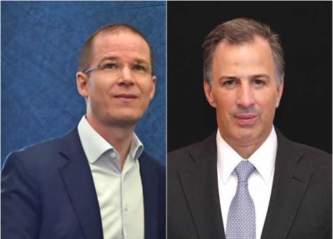Fin de semana entre presidenciables: llegan Meade y Anaya a Veracruz