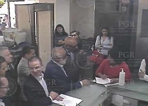 PGR difunde video de Anaya insultando a Fiscal
