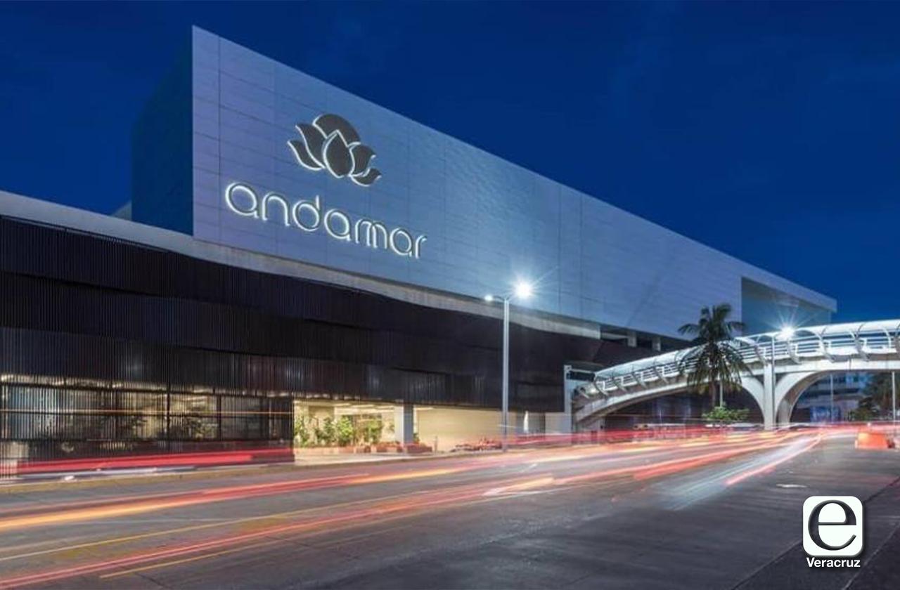 Plaza Andamar dice 'hasta pronto', cierra por contingencia