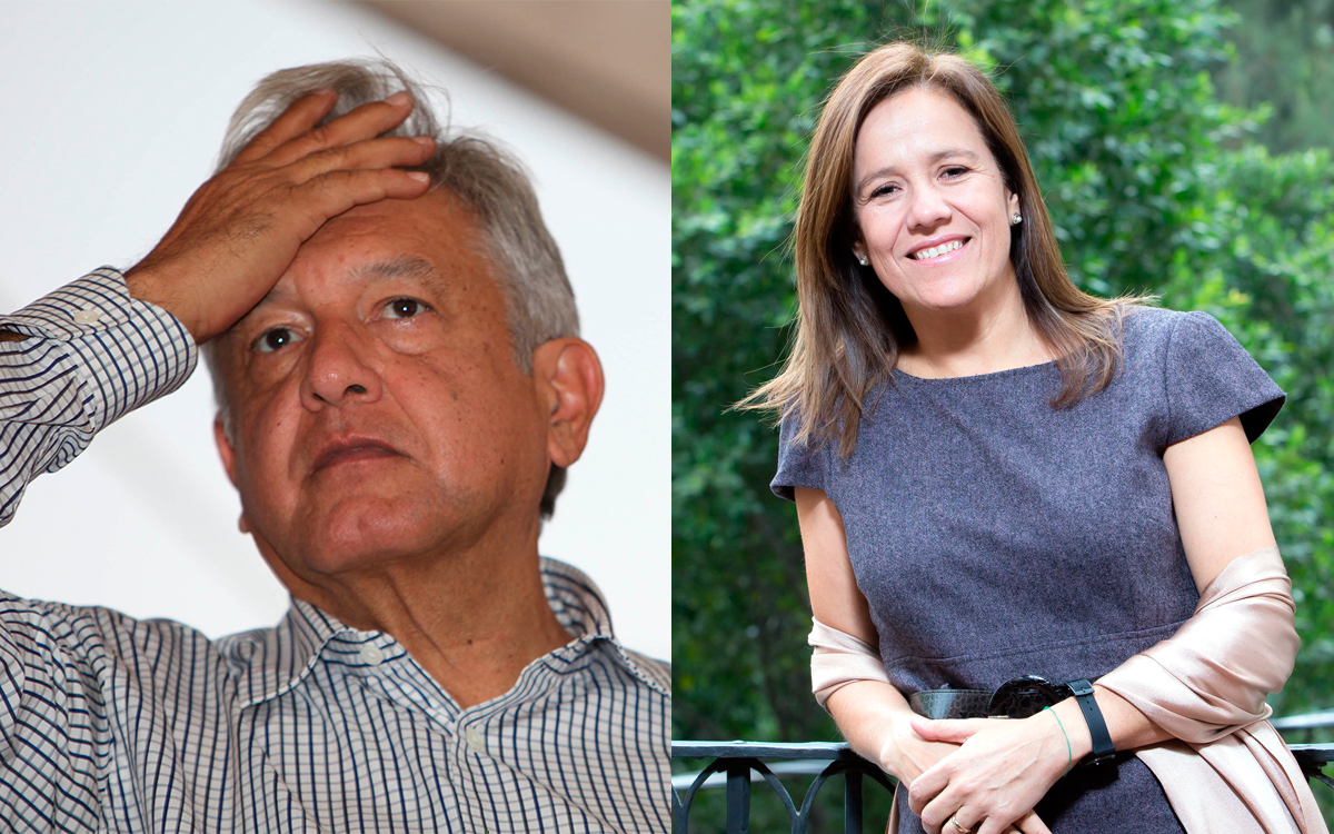 Entre Margarita y AMLO la elección de 2018: Calderón