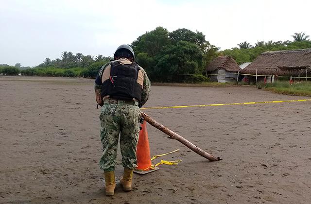 1 turista muerto y 1 desaparecido en playas de Veracruz, en Año Nuevo