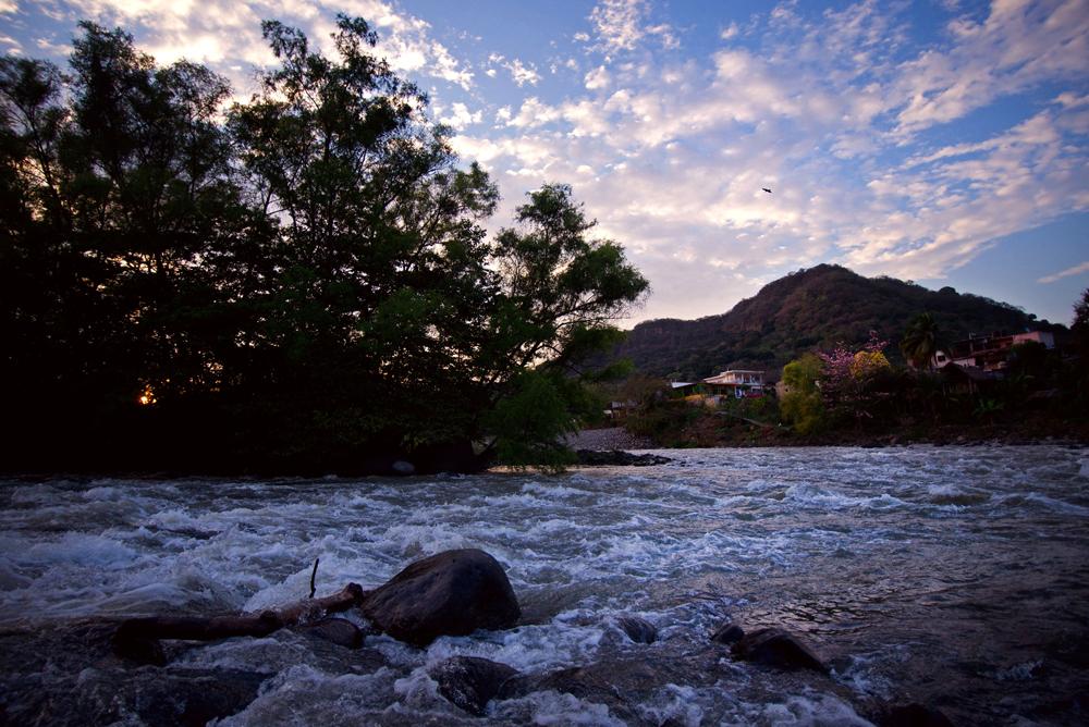 Cuatro presas amenazan Cuenca La Antigua: Activistas