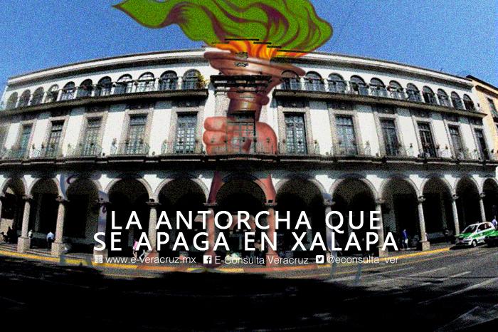 La debacle de Antorcha Campesina en Veracruz, grupo de choque afín al PRI