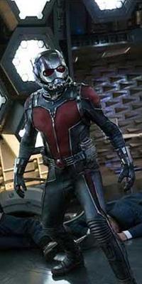 Publica la empresa Marvel imágenes de la película Ant Man