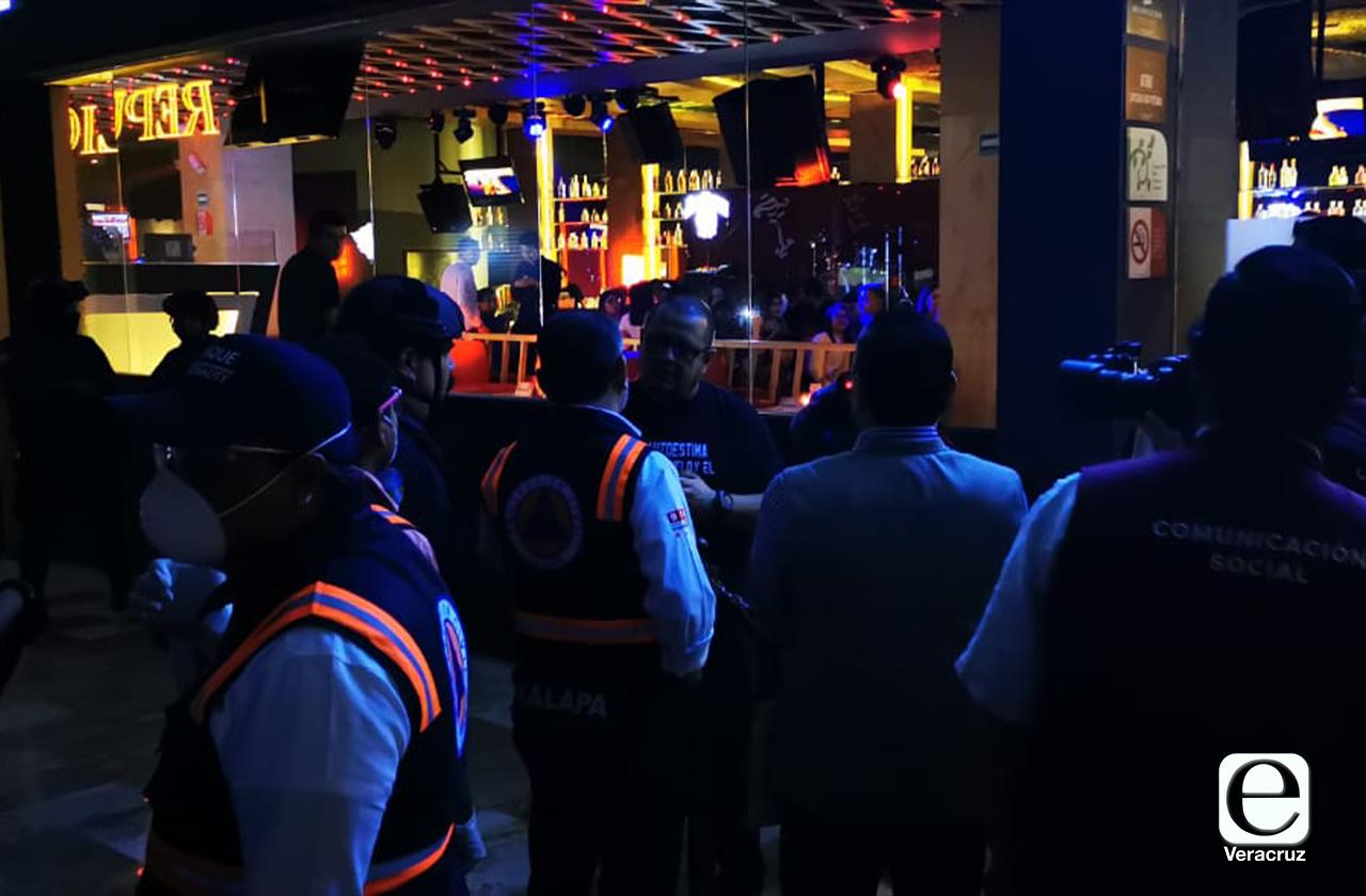 Antros y bares xalapeños cerrarían ante contingencia sanitaria