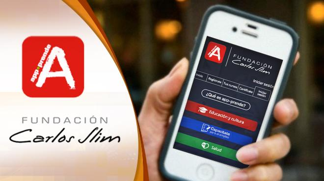 Lanza Slim app gratuita para capacitarse en algún oficio