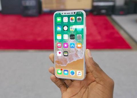 Se filtran características de los iPhone X y iPhone 8