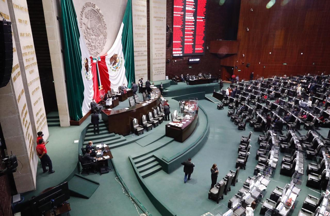 ¡Aprobado!; diputados avalan retirar fuero al Presidente